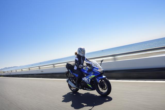 画像2: 神奈川県の西湘バイパスから箱根へ。海から一気に山景色に!