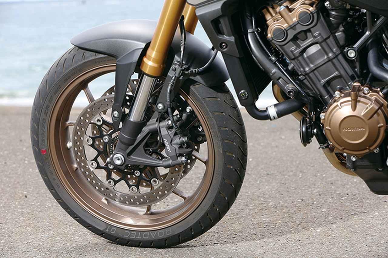 Images : 13番目の画像 - ホンダ「CB650R」 - webオートバイ