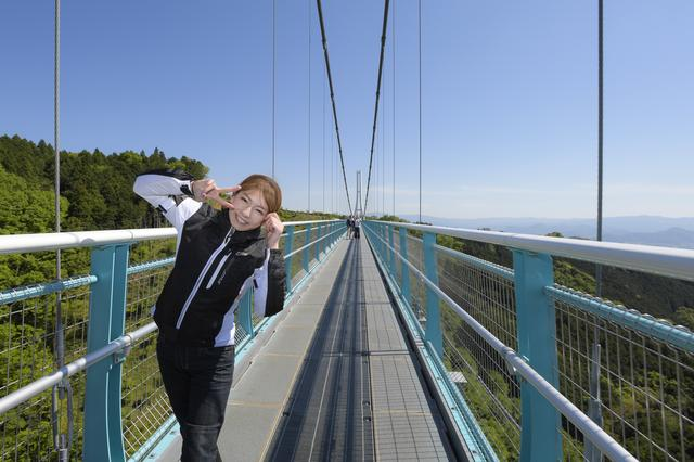 画像4: 【おまけ】ランチ&休憩として三島スカイウォークに立ち寄りました!