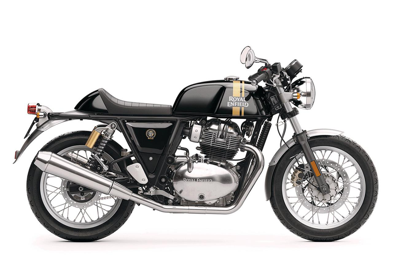 Images : 18番目の画像 - 「伝統のブランド「ロイヤルエンフィールド」って知ってる? 『ROYAL ENFIELD CONTINENTAL GT650』(2019年)#試乗インプレッション」のアルバム - webオートバイ