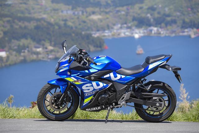画像: SUZUKI GSX250R 主なスペックと価格