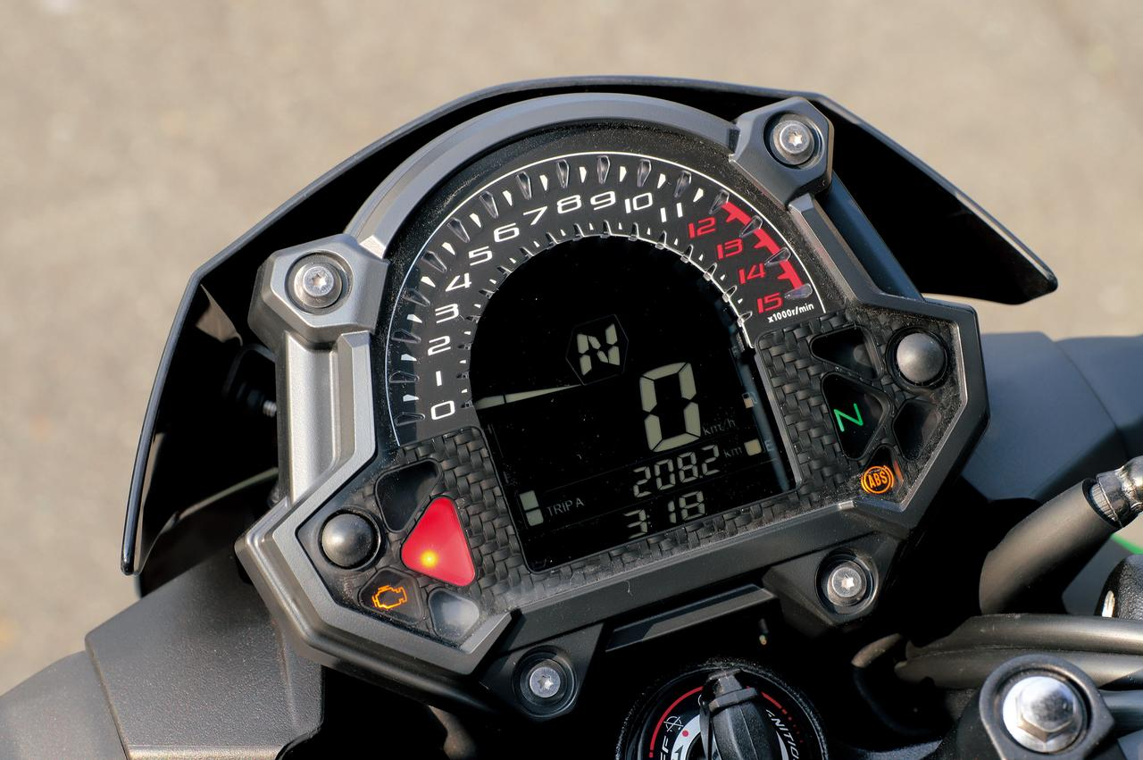 Images : 2番目の画像 - 「生まれ変わった「凄みのZ」『KAWASAKI Z400』#試乗インプレ」のアルバム - webオートバイ