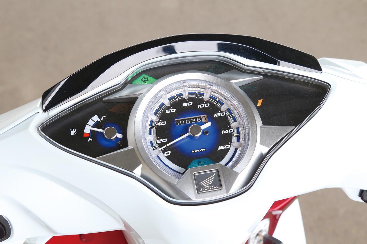 Images : 16番目の画像 - タイホンダ WAVE125i CAST WHEEL - webオートバイ