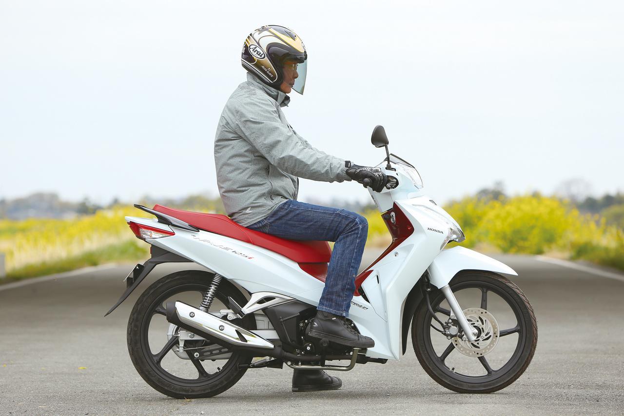 Images : 5番目の画像 - タイホンダ WAVE125i CAST WHEEL - webオートバイ