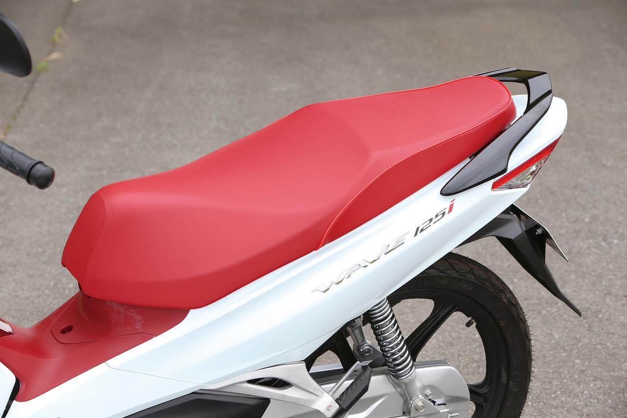 Images : 12番目の画像 - タイホンダ WAVE125i CAST WHEEL - webオートバイ