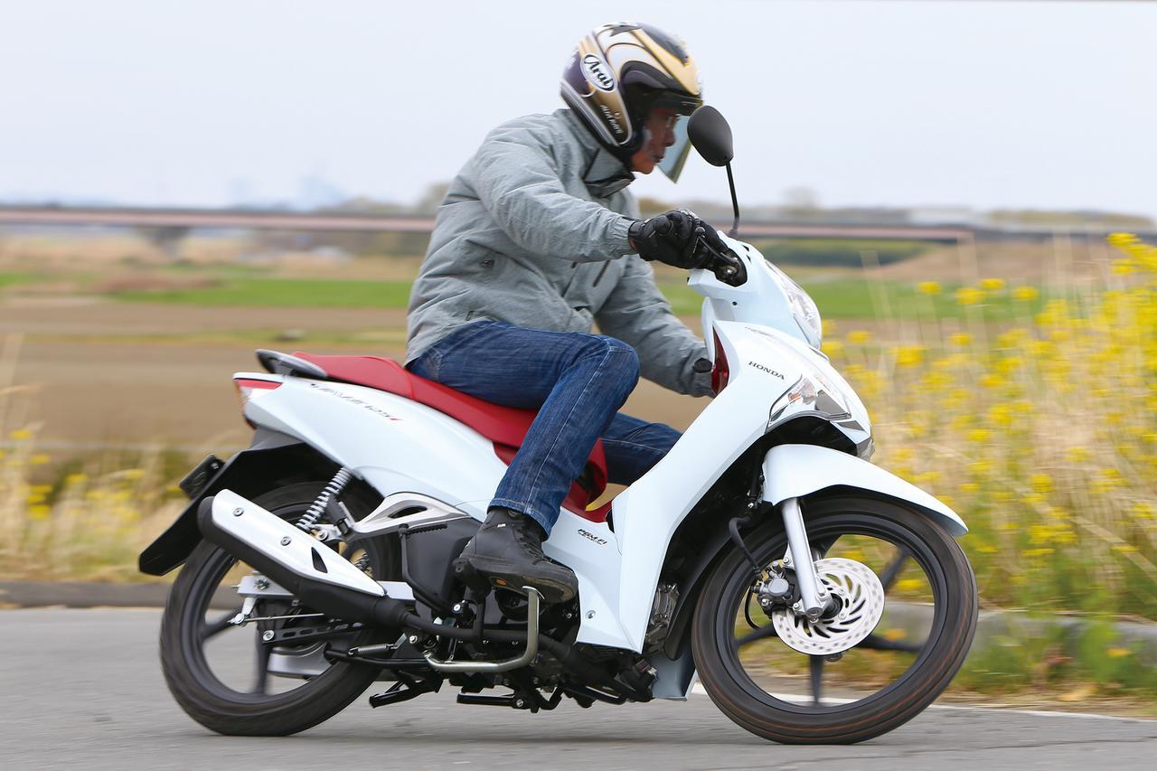 Images : 3番目の画像 - タイホンダ WAVE125i CAST WHEEL - webオートバイ