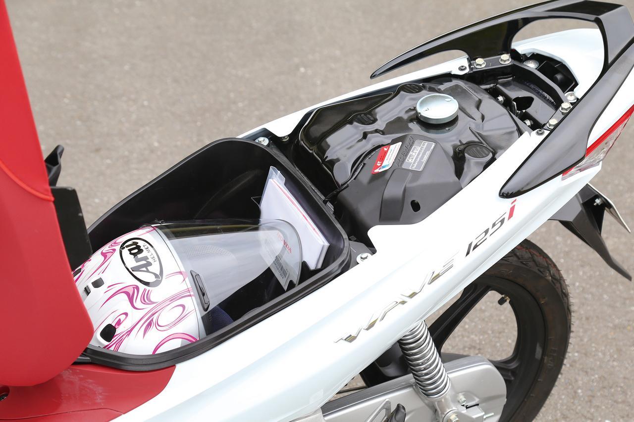 Images : 11番目の画像 - タイホンダ WAVE125i CAST WHEEL - webオートバイ