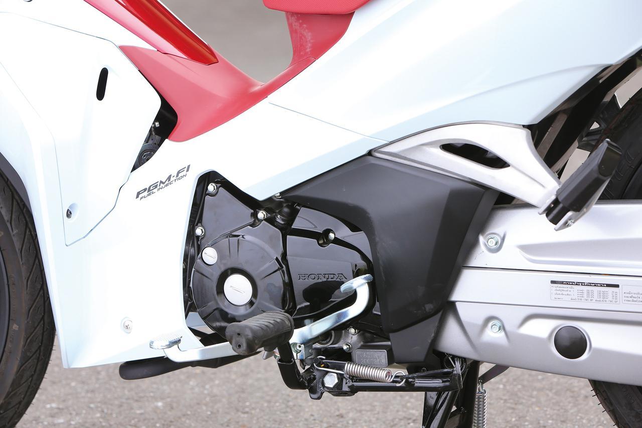 Images : 9番目の画像 - タイホンダ WAVE125i CAST WHEEL - webオートバイ