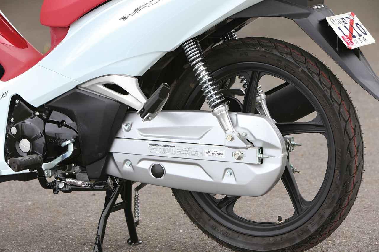 Images : 14番目の画像 - タイホンダ WAVE125i CAST WHEEL - webオートバイ