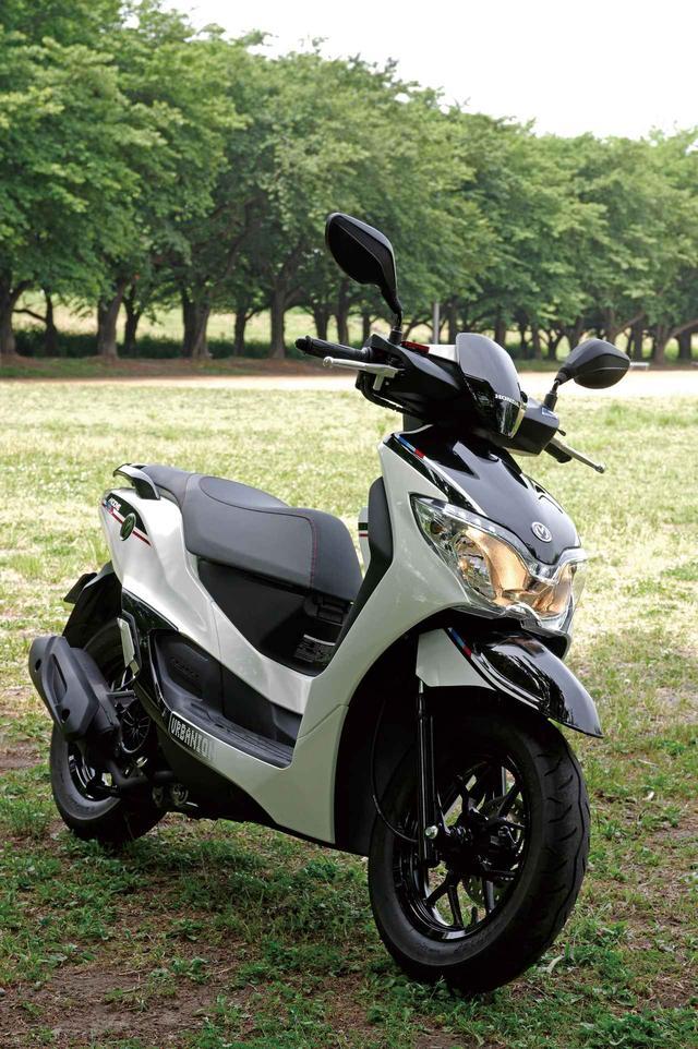画像: 小径ホイールでスポーティな走りを実現 欧州車のようなオシャレなスタイリング【Thai HONDA MOOVE】(2015年) - webオートバイ