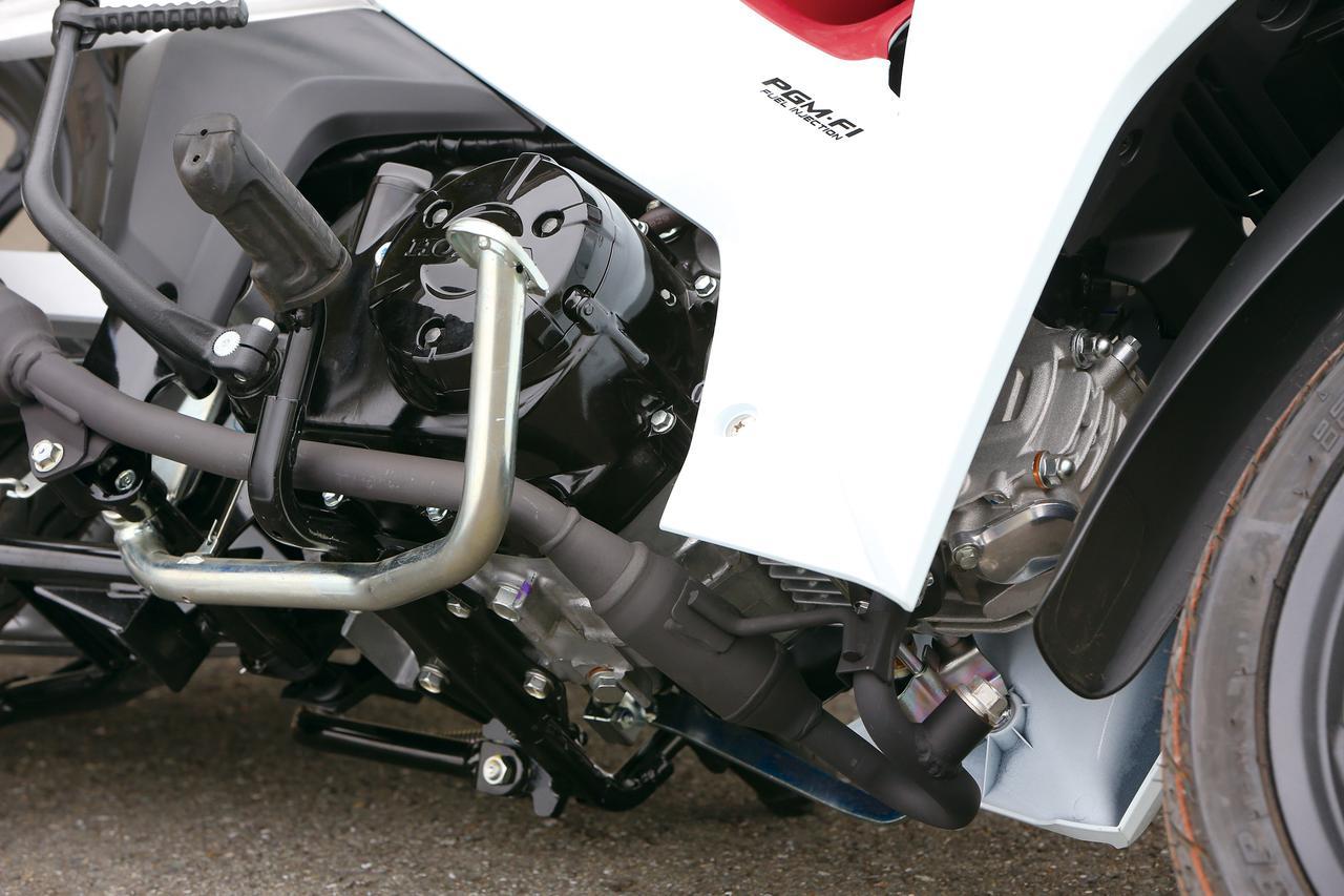 Images : 8番目の画像 - タイホンダ WAVE125i CAST WHEEL - webオートバイ