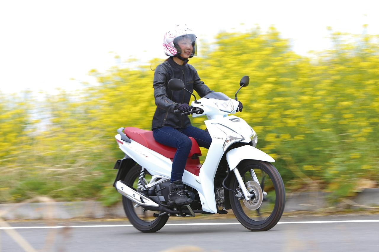 Images : 2番目の画像 - タイホンダ WAVE125i CAST WHEEL - webオートバイ