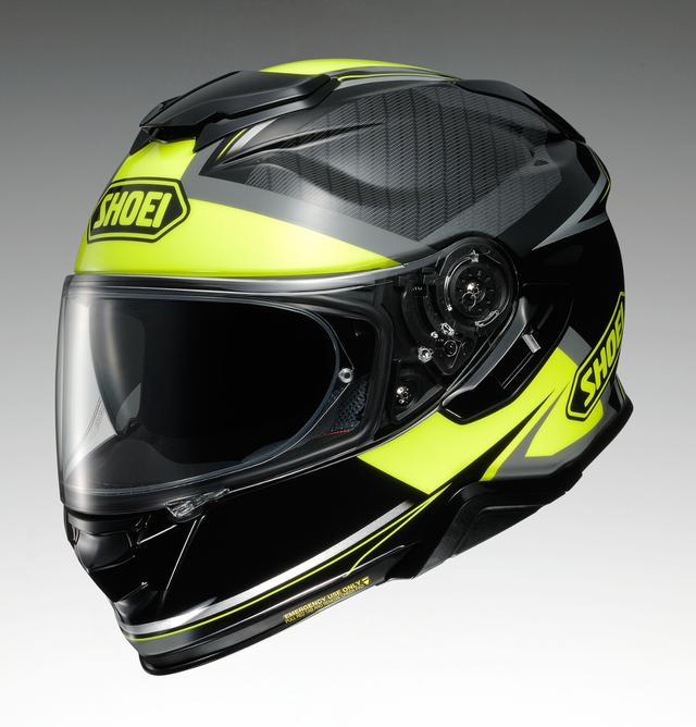 画像: SHOEI GT-Air II AFFAIR TC-3(YELLOW/BLACK)