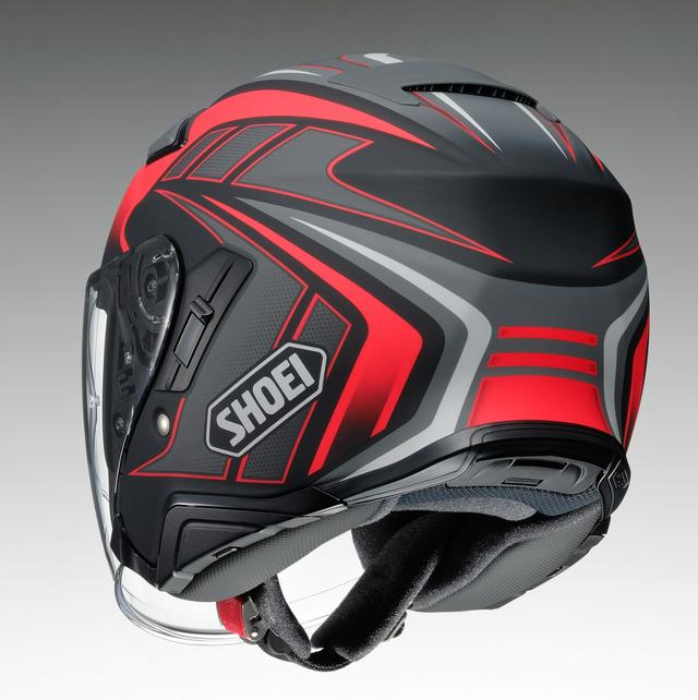画像: SHOEI J-Cruise II TC-1(RED/BLACK)※マットカラー