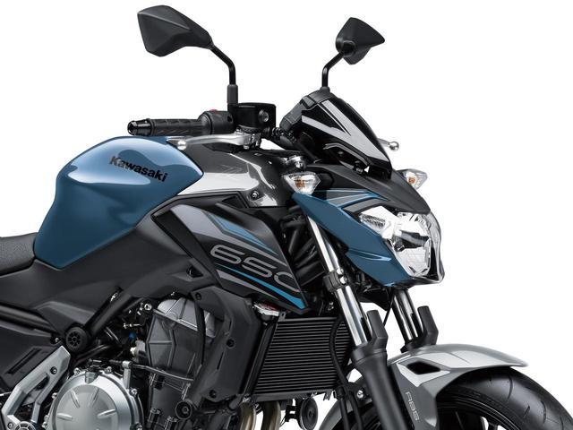 画像: KAWASAKI Z650がカラーバリエーションを変更!【スペック&2018年モデルとの比較画像あり】 - webオートバイ