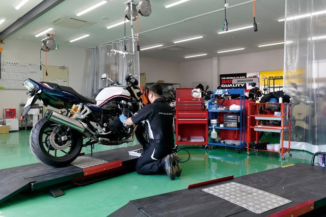 画像2: バイクでやりたいことや夢を最大限に応援します!