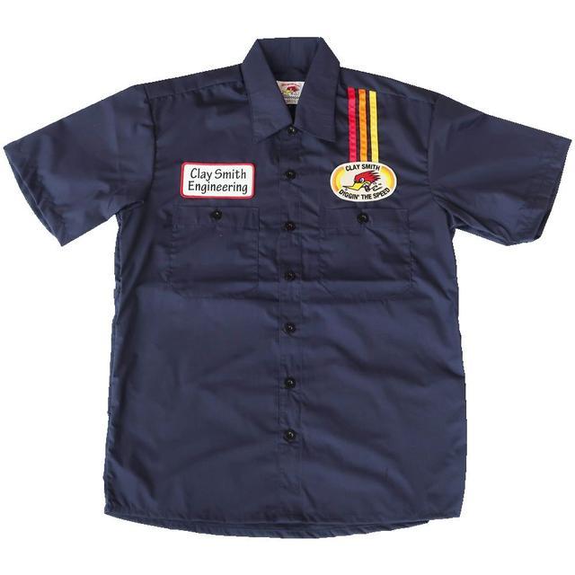 画像5: 夏にぴったり! クレイスミスから新たなデザインのピットシャツとワークシャツが登場!