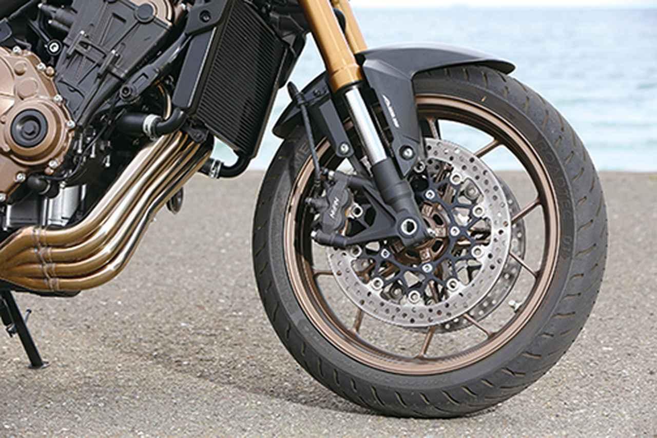 Images : 6番目の画像 - 「目指すは違いが分かるライダー!? 注目のスポーツネイキッド選ぶならどれ⁉「CB650R/Z650/MT-07/SV650 ABS」」のアルバム - webオートバイ