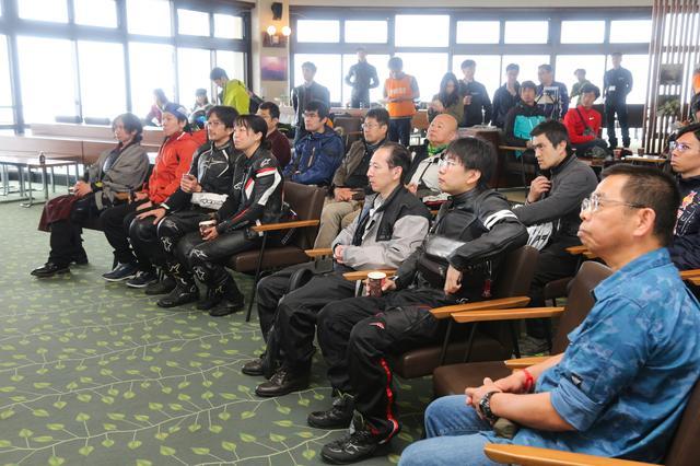 画像7: 初のヤマハ・ナイケン公式イベントに、数多くのオーナーが集結!