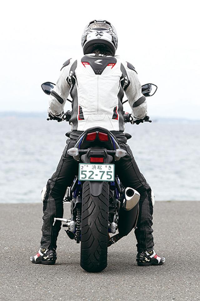 画像11: 目指すは違いが分かるライダー!? 注目のスポーツネイキッド選ぶならどれ⁉「CB650R/Z650/MT-07/SV650 ABS」