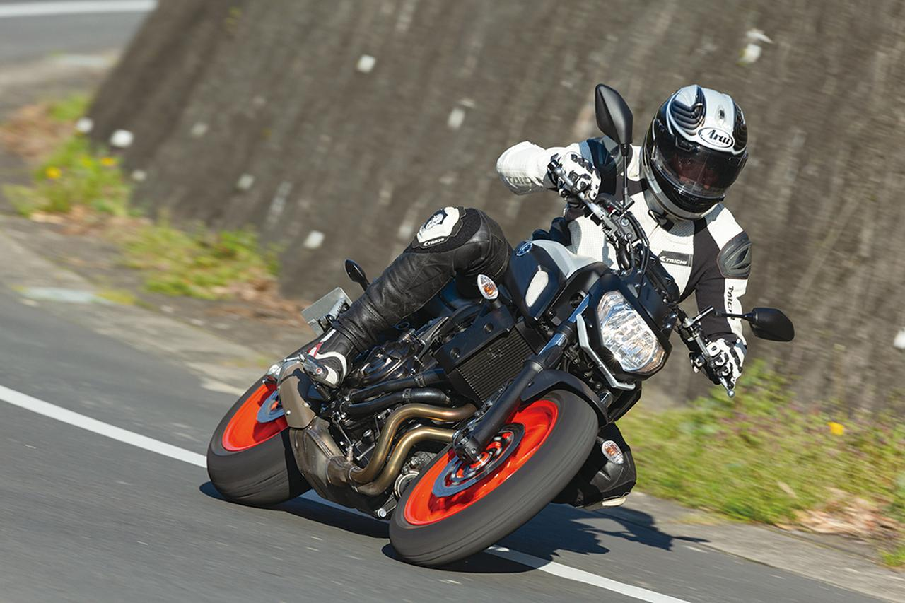 Images : 1番目の画像 - 「目指すは違いが分かるライダー!? 注目のスポーツネイキッド選ぶならどれ⁉「CB650R/Z650/MT-07/SV650 ABS」」のアルバム - webオートバイ
