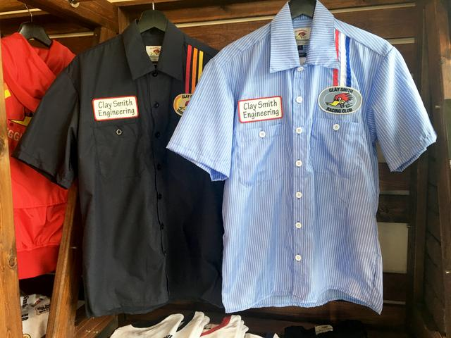 画像1: 夏にぴったり! クレイスミスから新たなデザインのピットシャツとワークシャツが登場!