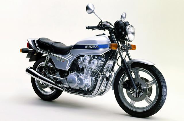 画像: 名車CB750Fも! こちらは1979年に発売開始されました
