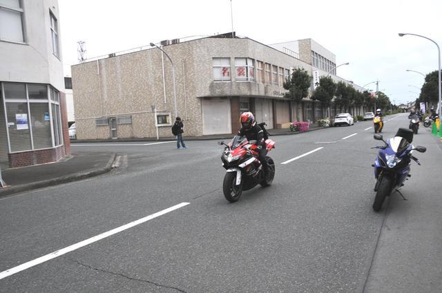 画像: 安全運転で出発!!!