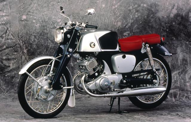 画像: CBの歴史はここから始まった! 1959年に発売されたBENRY CB92 SUPER SPORT