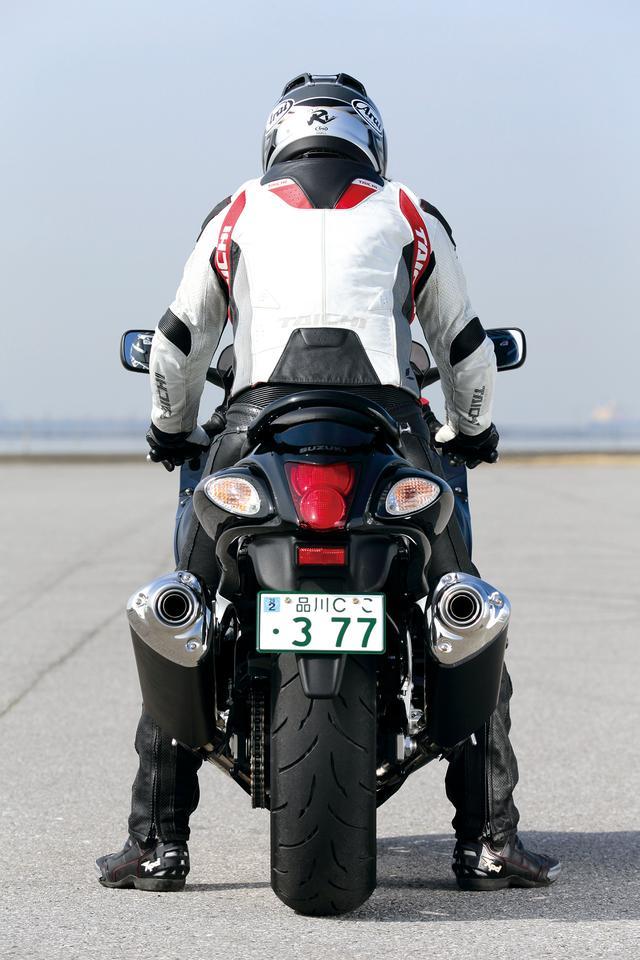 画像1: 一生に一度は乗っておきたいバイクの1台「SUZUKI HAYABUSA」(2014年)
