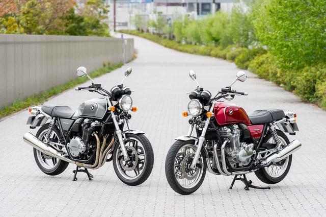 画像: HONDA CB1100とCB1100 EXを比較してみた。その1 - webオートバイ