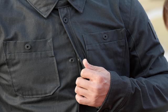 画像: 進化を遂げる、オーバーシャツタイプジャケットの雄