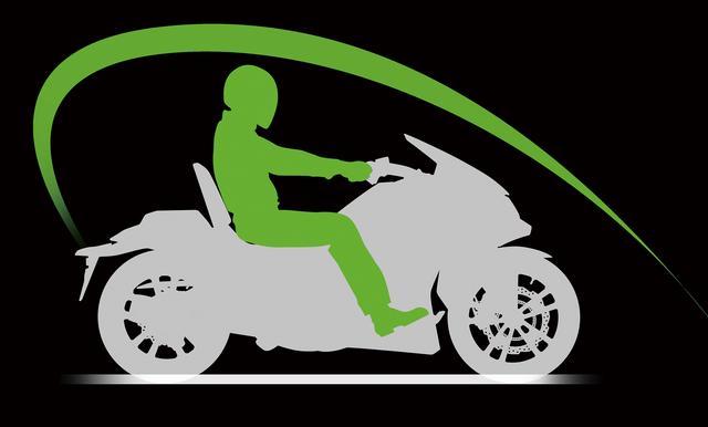 画像4: 外観は斬新でユニークだが中身は素直で優しいバイク