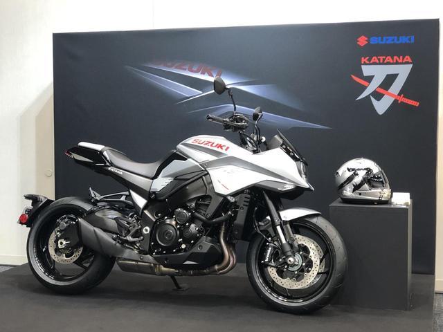 画像: 価格は151万2000円! 新型カタナ、国内発売を正式発表! - webオートバイ