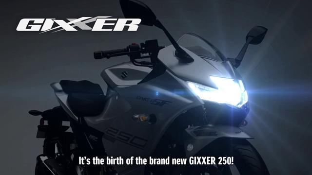 画像: GIXXER 250 SF Technical Presentation Video youtu.be
