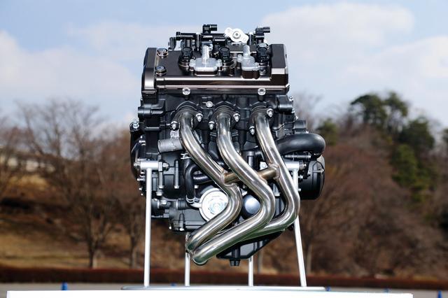 画像: 並列3気筒の優位性を改めて世に知らしめた