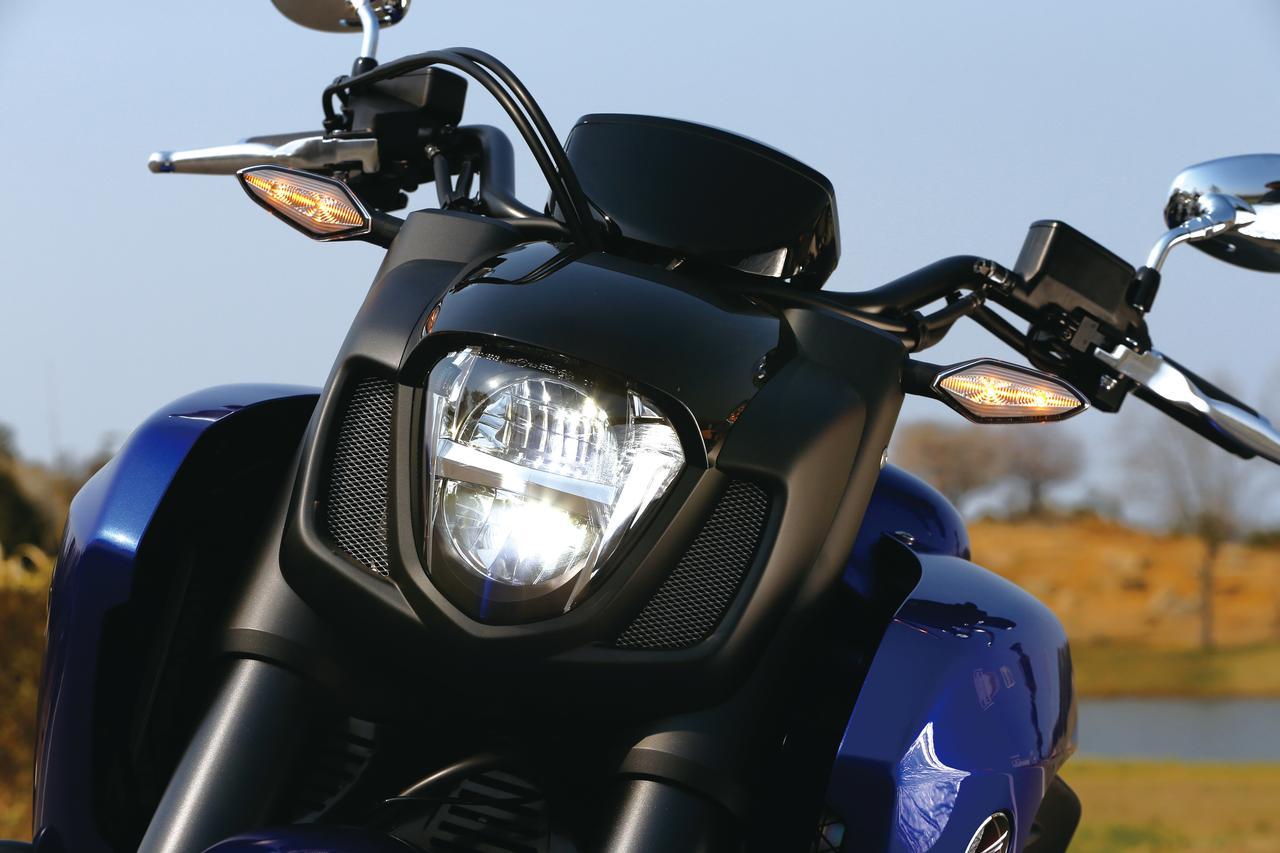 Images : 16番目の画像 - 「F6Cのデザインは「猛獣が獲物に襲いかかるイメージ」をモチーフにしている『HONDA GOLDWING F6C』(2014年)」のアルバム - webオートバイ