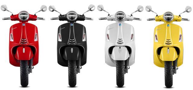 画像1: ベスパから「New GTS Super 150」と「New GTS 300 Touring」が登場! 灯火類をLED化するとともにデザインを変更