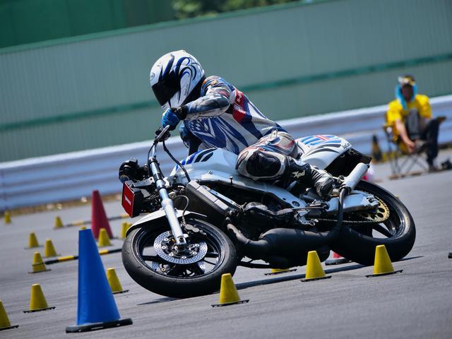 画像: 冨永選手が辛くも今季オートバイ杯初勝利!