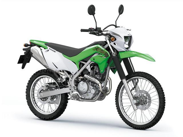 画像: カワサキがKLX230(インドネシア仕様)を発表! これはぜひ日本でも販売してほしい! - webオートバイ
