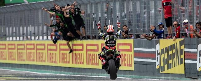画像: <WSBK> King is back!~ドゥカティの連勝、4戦11レースでストップ!~ - webオートバイ