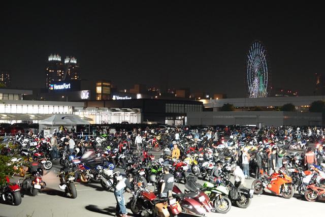 画像1: 皆さん!誰でも参加OKの「BMW Night Rider meeting」を知っていますか?