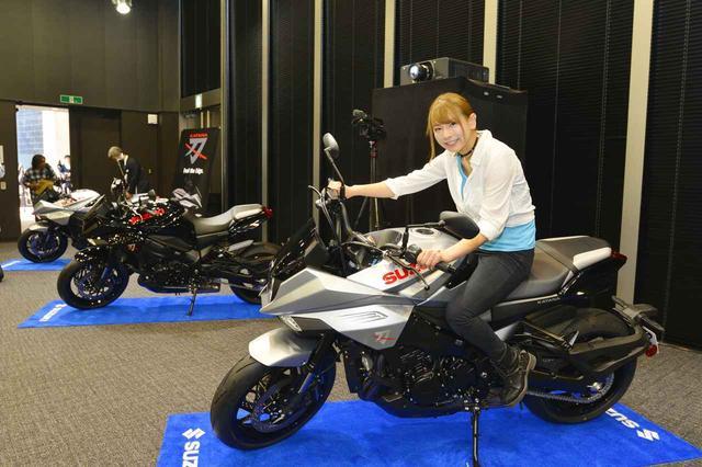画像: どっちが好き? 新型「KATANA」のカラーリングは「銀」派? 「黒」派? - webオートバイ