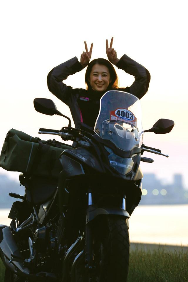 画像: バイクで走るには最高の季節の5/25-26に開催された「SSTR 2019」に、オートバイ本誌などでも活躍しているモデルの朱香さんが参加してきました。SSTRは初参加ですが、出発前からテンションが上がりまくりです!