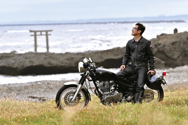 画像1: 2018年11月号『オートバイ』別冊付録『RIDE』より。撮影:関野 温