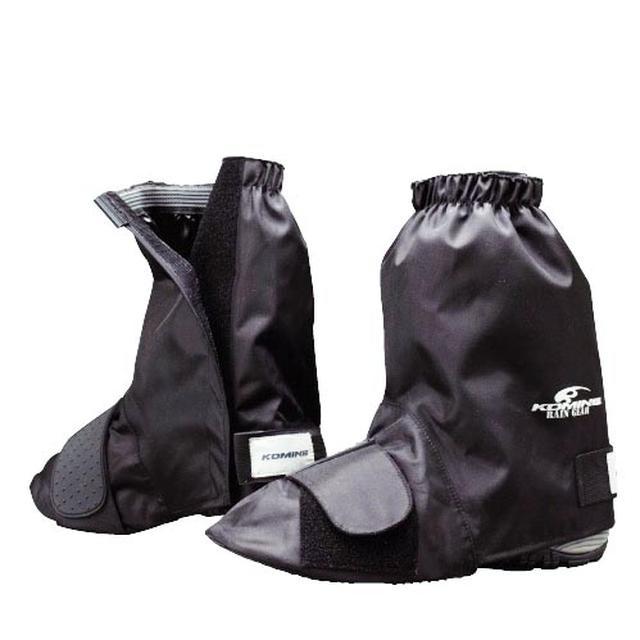 画像: RK-034 Neo Rain Boots Cover Short