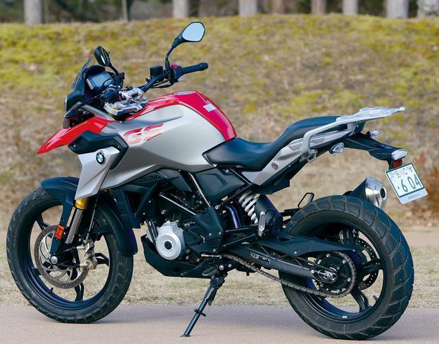 画像1: BMW GSという「名門」の高いハードルをクリア! このボディとパワーは日本の道でこそ楽しい!