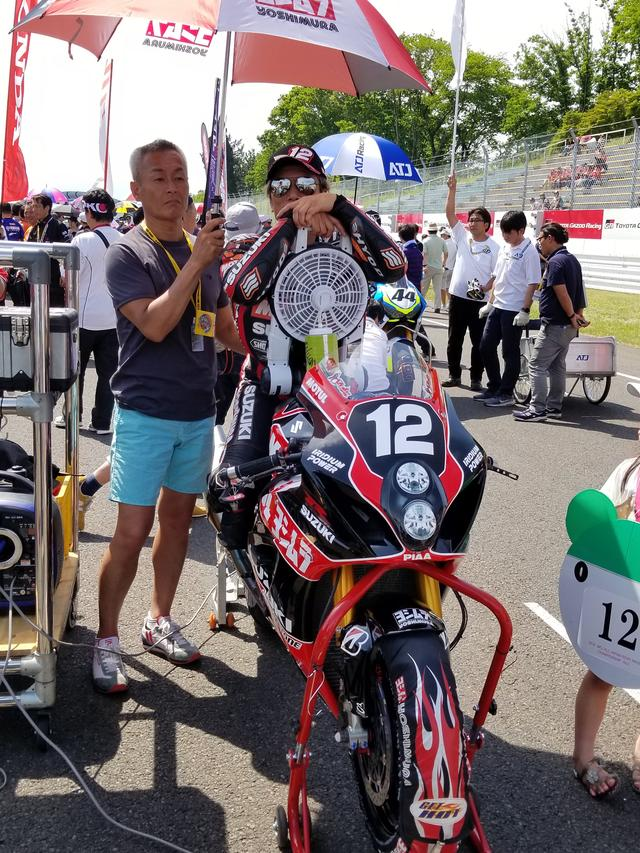 画像6: JSB1000決勝レース(レース2)は チームHRC高橋巧選手の独走状態でした!