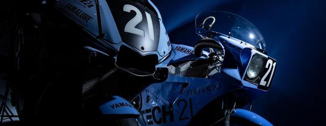 画像: <いざ8耐!> 話題騒然! ヤマハの2019年体制! ~伝説のTECH21ってなんだ?~ - webオートバイ