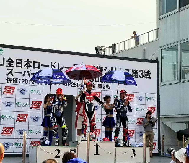 画像13: JSB1000決勝レース(レース2)は チームHRC高橋巧選手の独走状態でした!